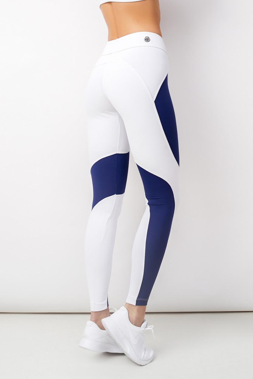 Azul Marinho Leggings