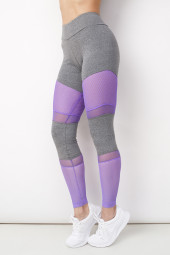 Mescla Roxa Leggings